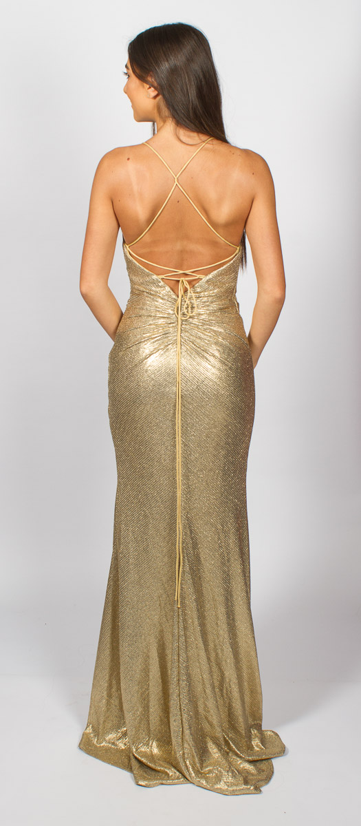 Orelia (Gold) Back