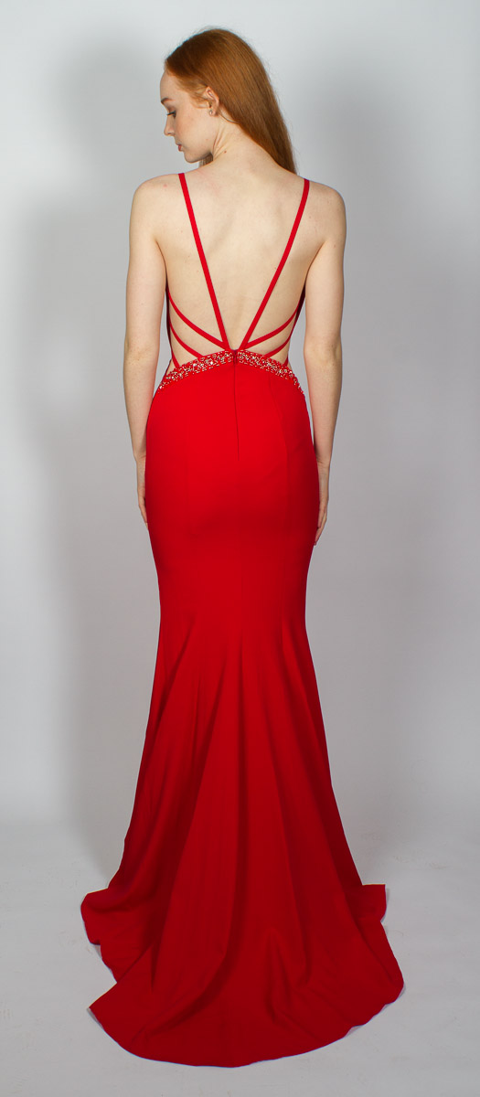 Verity (Red) Back