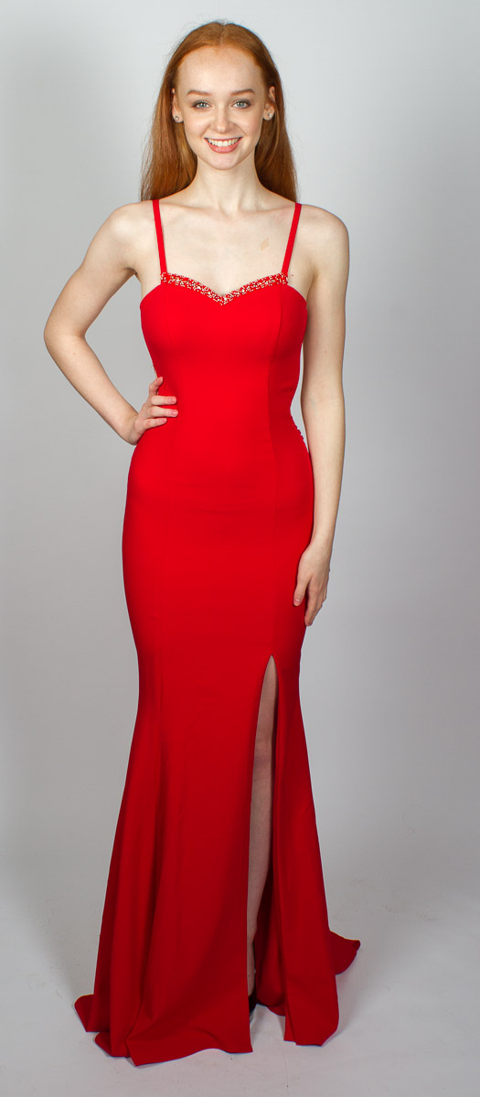 Verity (Red) Front