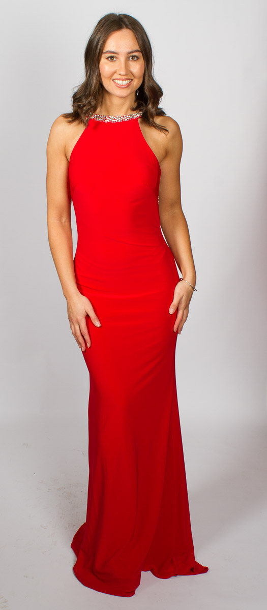Arabella (Red) Front