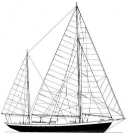 arabella-sailplan