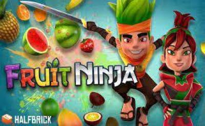 تحميل لعبة تقطيع الفاكهة ( Fruit Ninja Fight ) للاندرويد