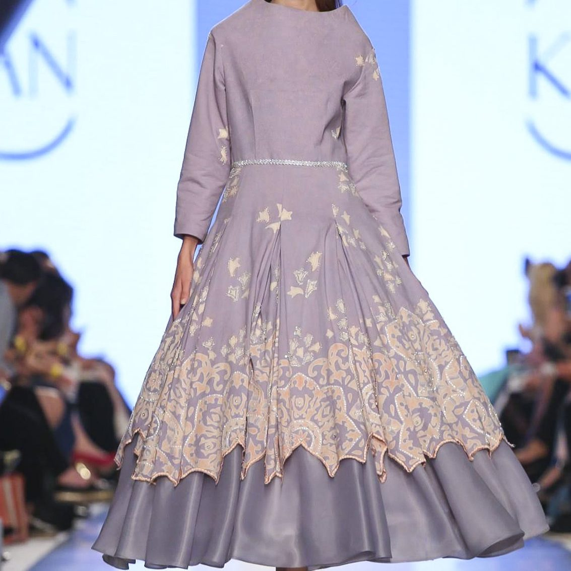Bekraf Resort 2018 Collection, Arab Fashion Week, Dubai