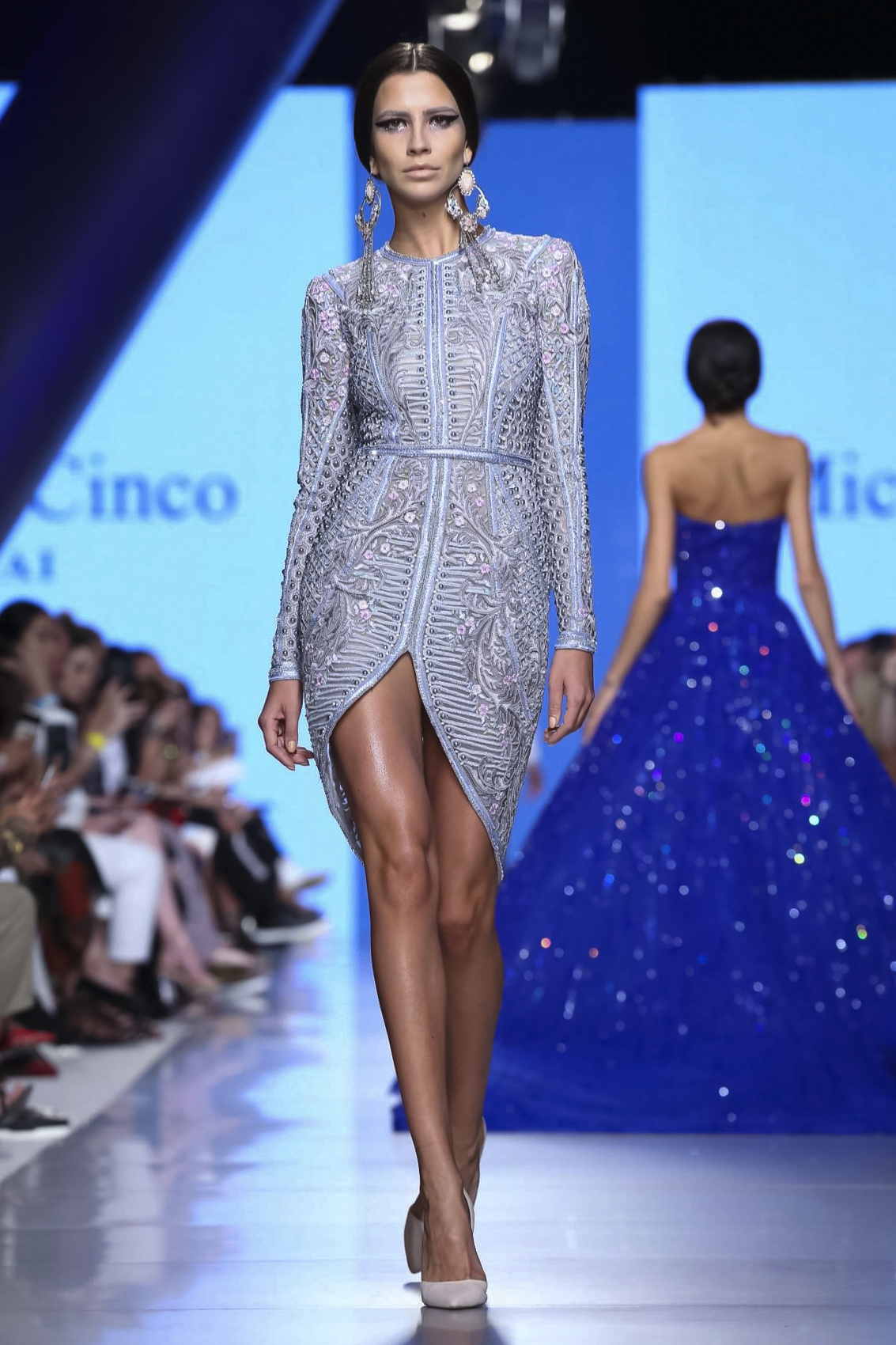 Michael Cinco Fashion Show: Ready Couture And Resort 2018