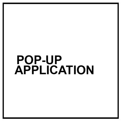 Pop-Up - Arab Fashion Week - Pop Up Store Dubai