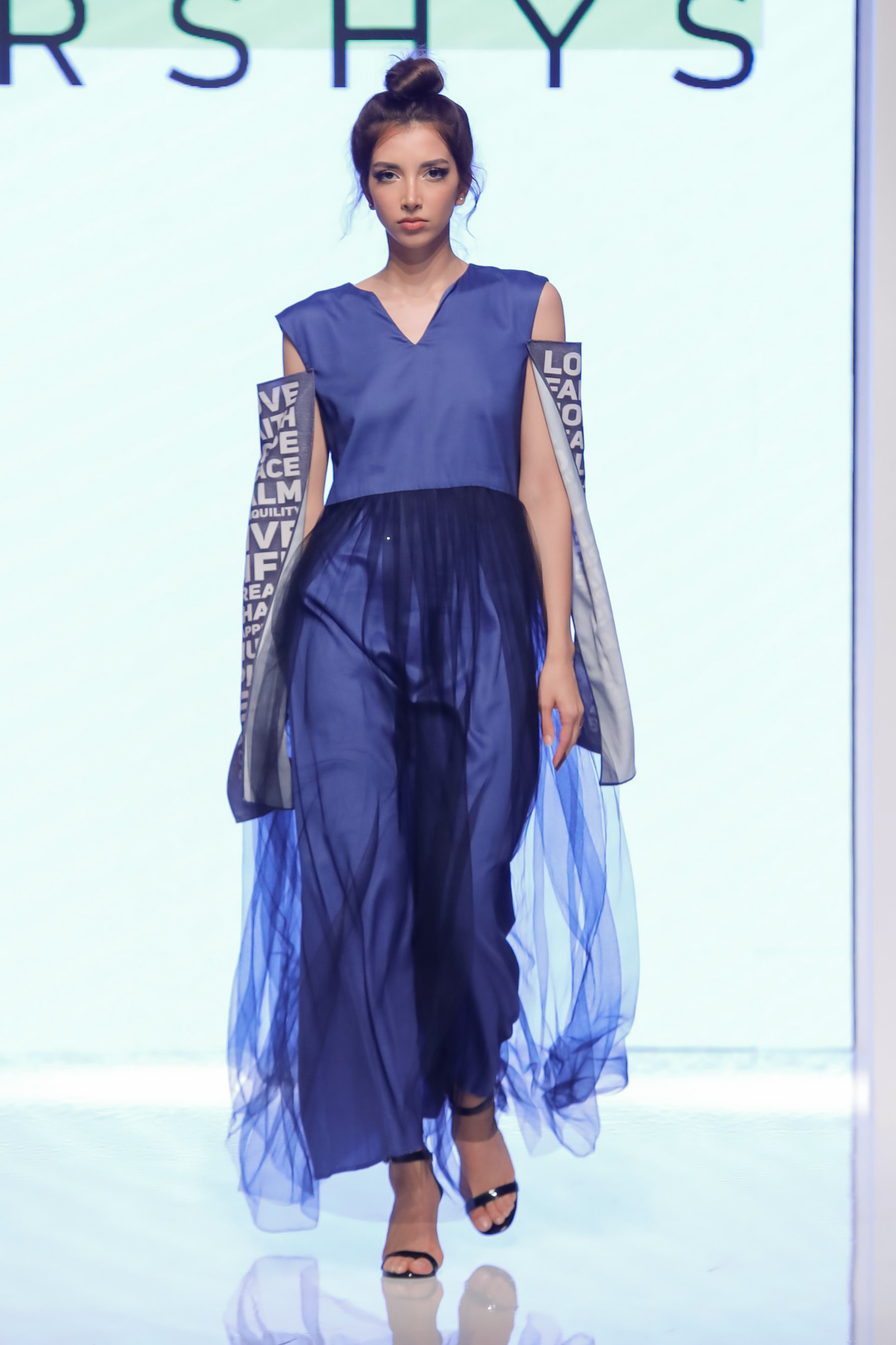 ARSHYS Resort 2020 Collection Arab Fashion Week in Dubai