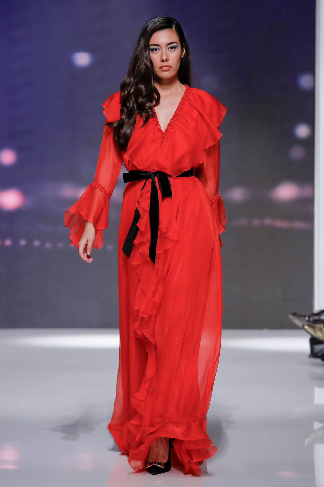 Aiisha Ramadan Resort 2020 Collection Arab Fashion Week in Dubai