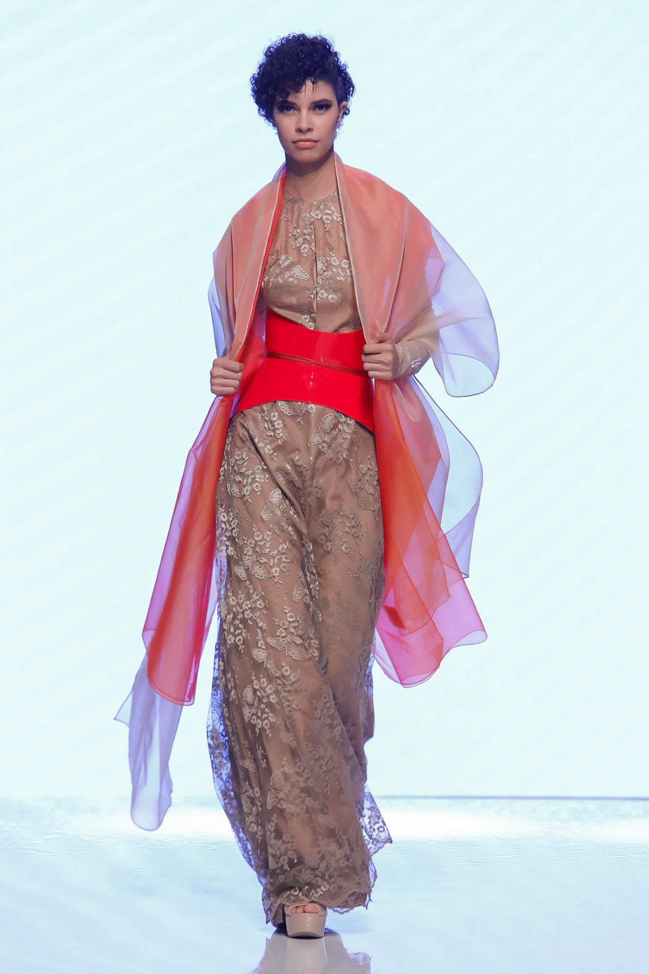 Juergen Christian Hoerl Resort 2020 Collection Arab Fashion Week in Dubai