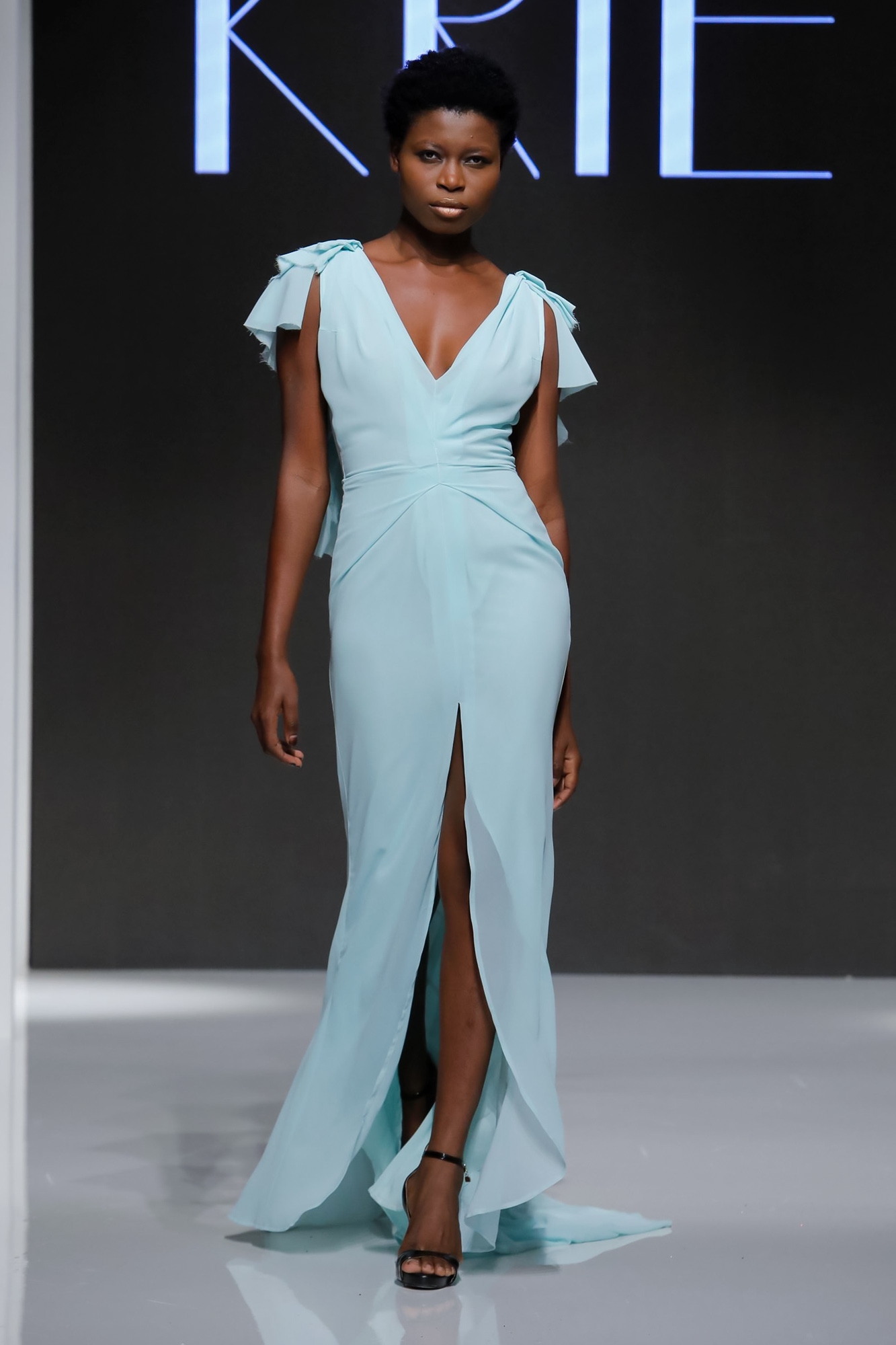 Krie Design Resort 2020 Collection Arab Fashion Week in Dubai