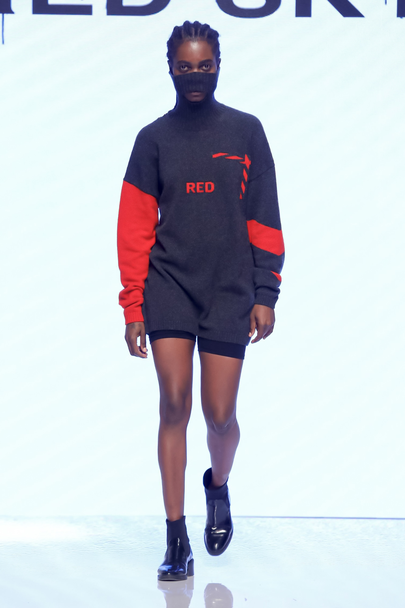 Red Skys Resort 2020 Collection Arab Fashion Week in Dubai