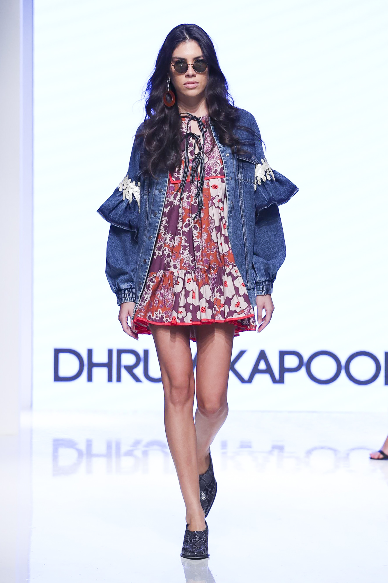 Dhruv Kapoor fashion show, Arab Fashion Week collection Spring Summer 2020 in Dubai