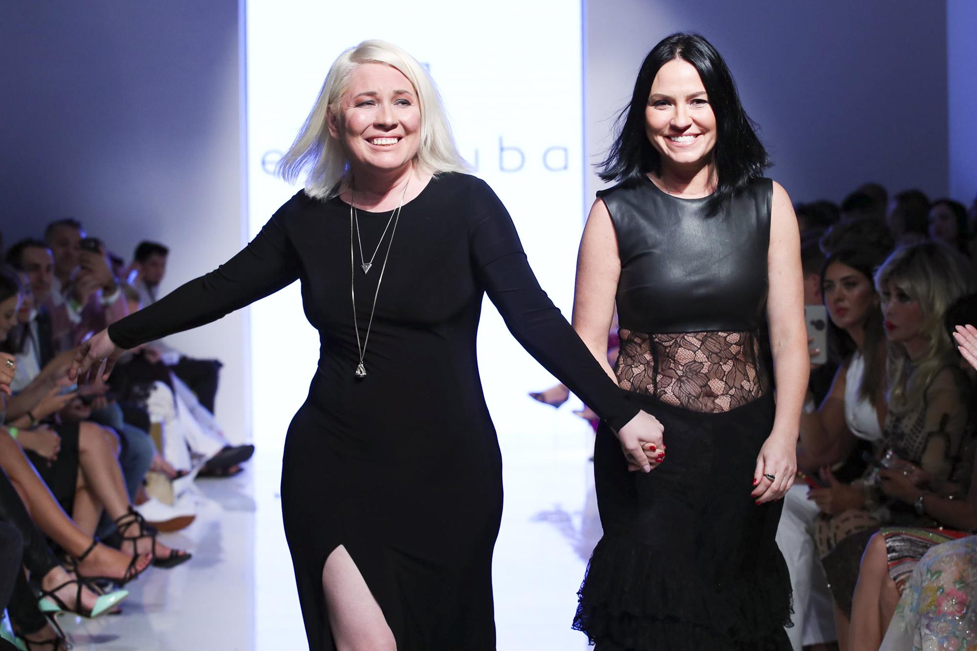 Ezra Tuba fashion show, Arab Fashion Week collection Spring Summer 2020 in Dubai