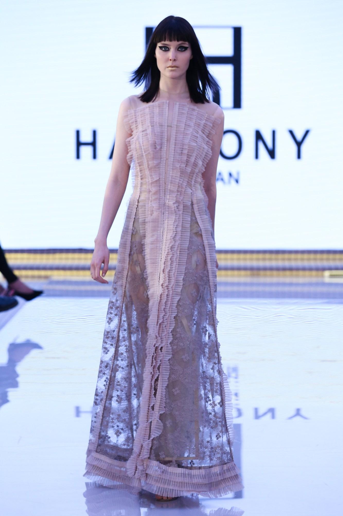 Harmony Resort 2018 Collection Dubai Fashion Week