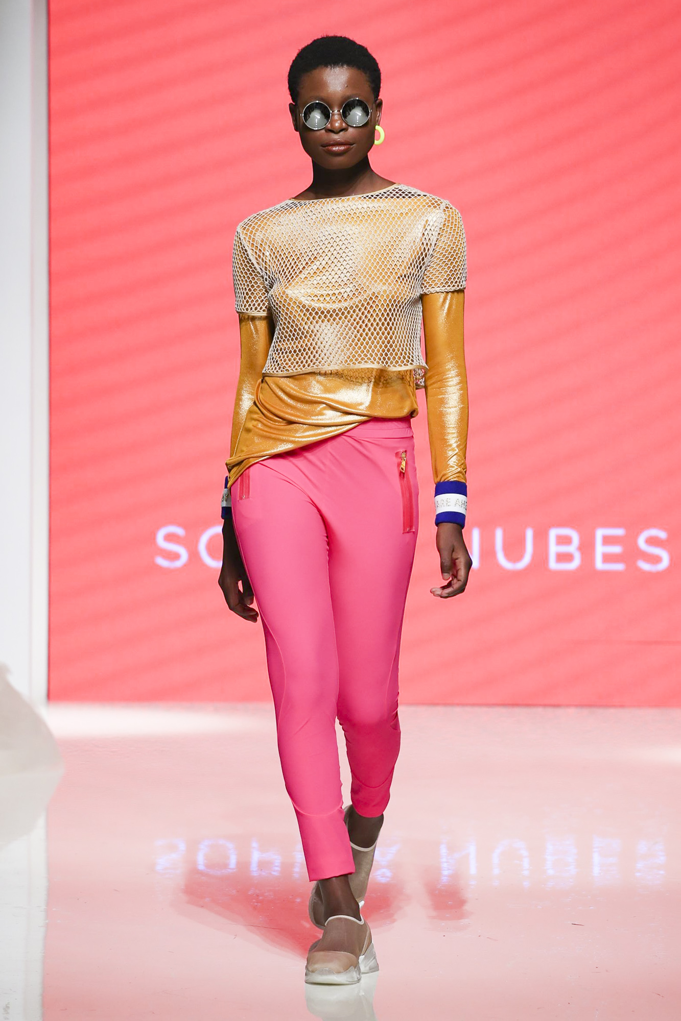 Sophia Nubes fashion show, Arab Fashion Week collection Spring Summer 2020 in Dubai