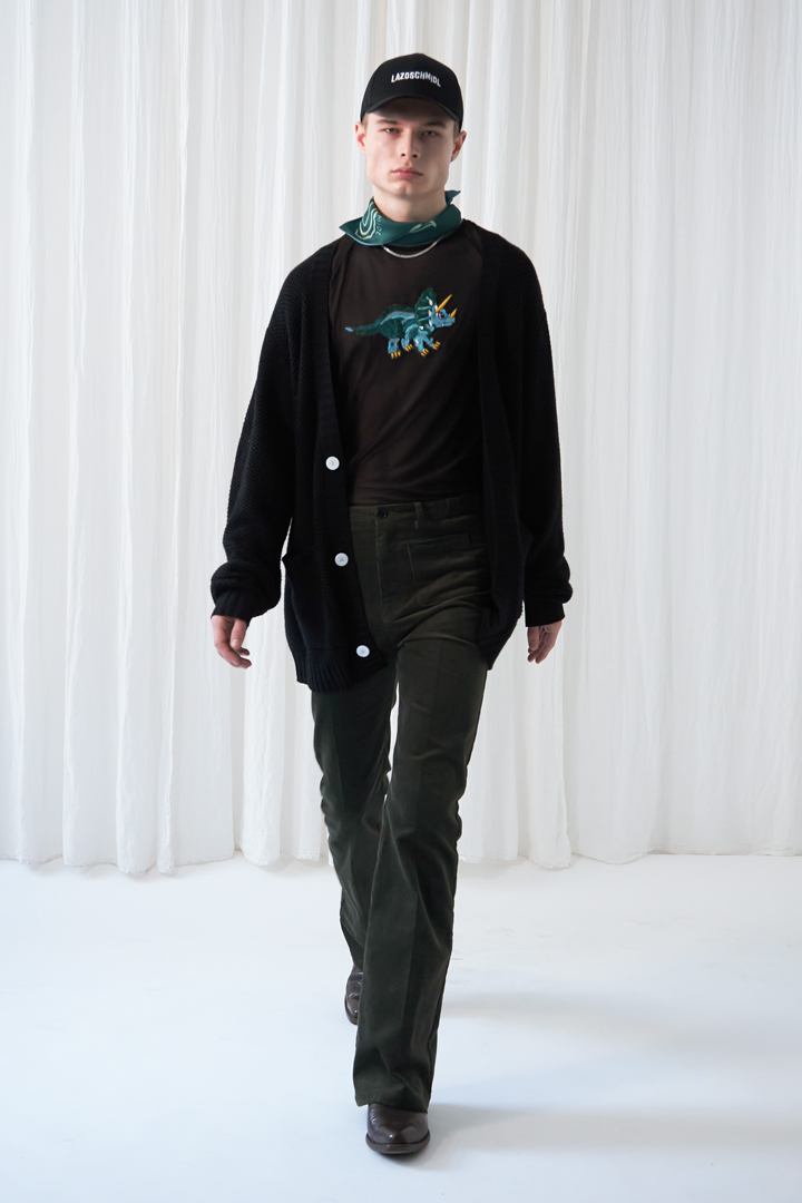 Lazoschmidl AW21 Look 08 by Julius Hayes