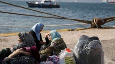 صورة وزير الهجرة اليوناني فيكوس يطالب بالاسراع في تنفيذ قانون الهجرة الجديد