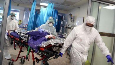 صورة حالة وفاة جديدة بكورونا في اليونان وارتفاع الإصابات الى 2626