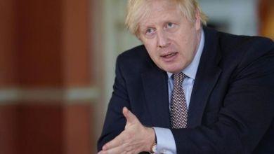 صورة جونسون لا يمكن إنهاء الإغلاق العام في بريطانيا في الوقت الراهن