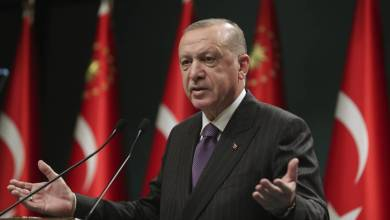 """صورة اردوغان: تركيا تأمل في فتح """"صفحة جديدة"""" مع الاتحاد الاوروبي"""