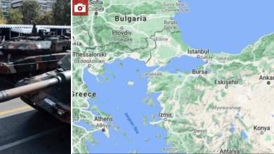 صورة بخطوة تاريخية: اليونان تستعد عسكريا للتهديدات التركية