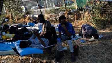 صورة اليونان تفضح حيلة المهاجرين وتتوعد تركيا بإجراءات