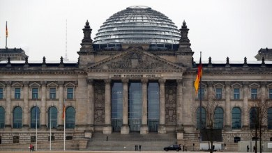 """صورة """"البديل من أجل المانيا """" يؤكد فشل سياسة العقوبات ضد روسيا"""