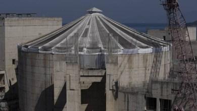 صورة بيلاروسيا: محطة للطاقة النووية خرجت من الخدمة