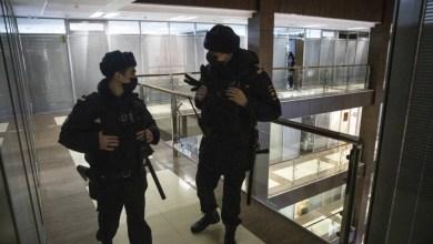 صورة روسيا: اعتقال شقيق اليكسي نافالني قبل حدوث احتجاجات جديدة