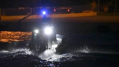 صورة تينوس: القاء القبض على قبطان مركب شراعي مسروق