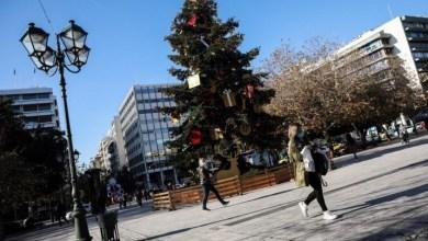 صورة اليونان: الاجراءات التي يتم تطبيقها في اليوم الاول من العام 2021