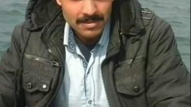 صورة حازم حمادي فقد منذ ثلاث سنين ولم يعد
