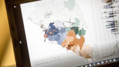 صورة عودة الكابوس: حالة الايبولا القاتلة في جمهورية الكونغو الديمقراطية