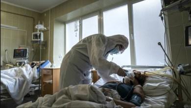 صورة اوكرانيا تتفاوض بشان توريد اللقاحات من فائض البلدان الاخرى
