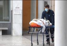 صورة فيروس كورونا: 50٪ من الاصابات الجديدة في اتيكا