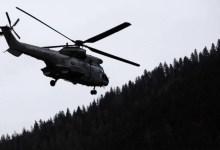 صورة تركيا: مقتل ملازم اول في حادث تحطم هليكوبتر