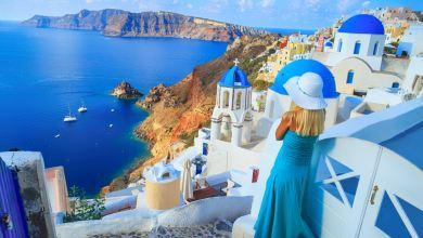 صورة ما هي الوجهات التي اختارها اليونانيون في صيف عام 2021