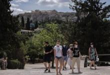صورة بيانات السياحة  اليونانية تسجل ارتفاعًا كبيرًا خلال شهر  يوليو