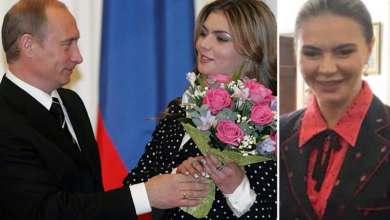 """صورة """"عشيقة"""" بوتين تظهر من جديد بعد اختفائها لأكثر من عامين ونصف العام"""