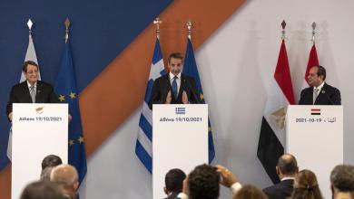 صورة اليونان تتعهد بربط شبكة الطاقة المصرية مع الاتحاد الأوروبي