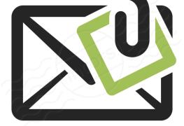mail attachment