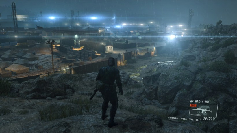شاهد صور لعبة Metal Gear Solid V:Ground Zeroes على PC