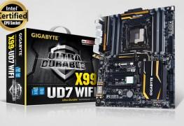 Gigabyte X99-UD7 Featued image