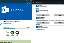 outlook features