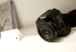 كاميرا كانون الجديدة