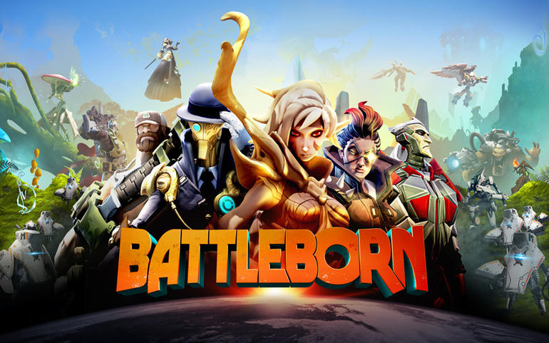 كارثة أعداد لاعبي Battleborn على PC فى تناقص فهل ستتحول لمجانية ؟