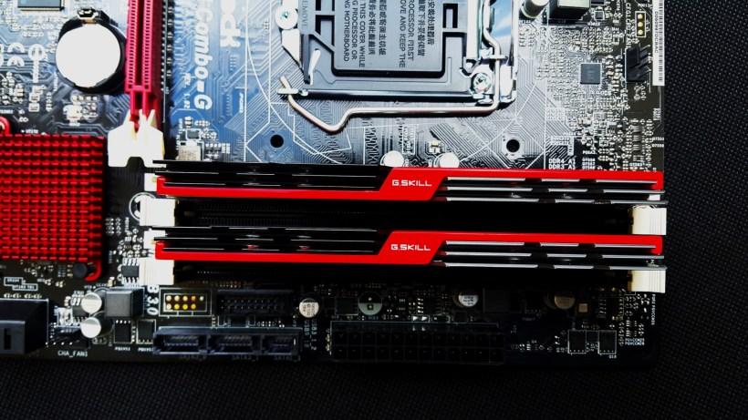Asrock B150M Combo G DDR4