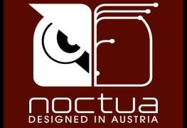 شعار شركة noctua