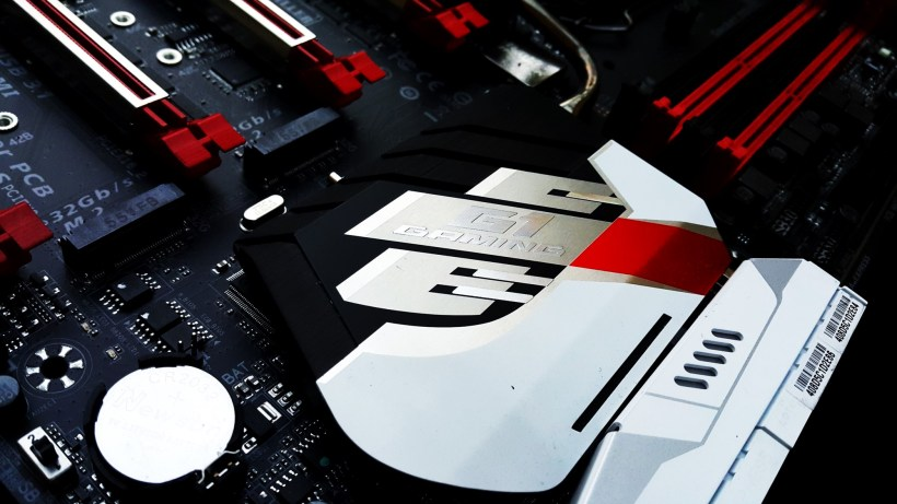 Gigabyte Z170X Gaming G1 Cooling Shield
