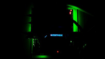 32- Gigabyte Z170X Gaming G1 Green