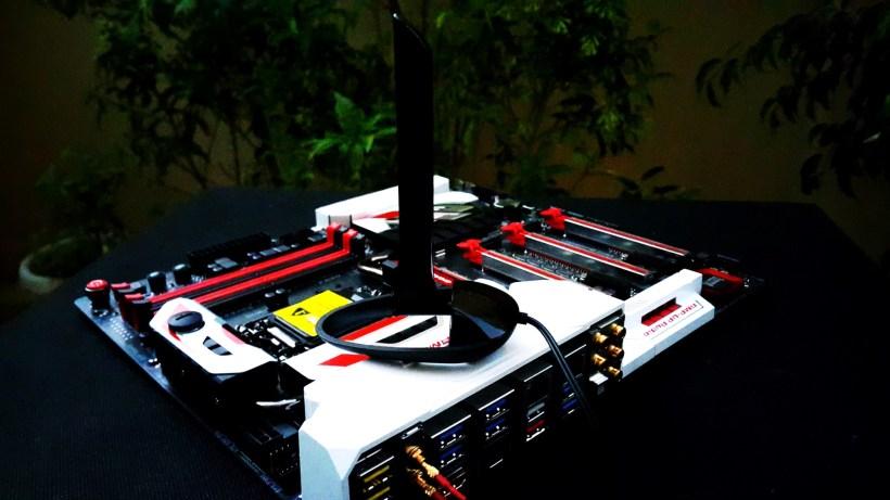 Gigabyte Z170X Gaming G1 Wifi anntuna